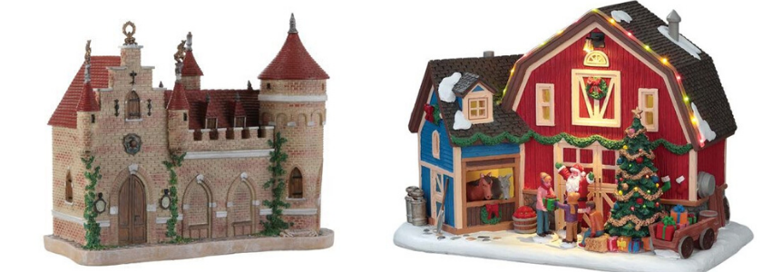 Kersthuisjes kopen bij Toptuincentrum