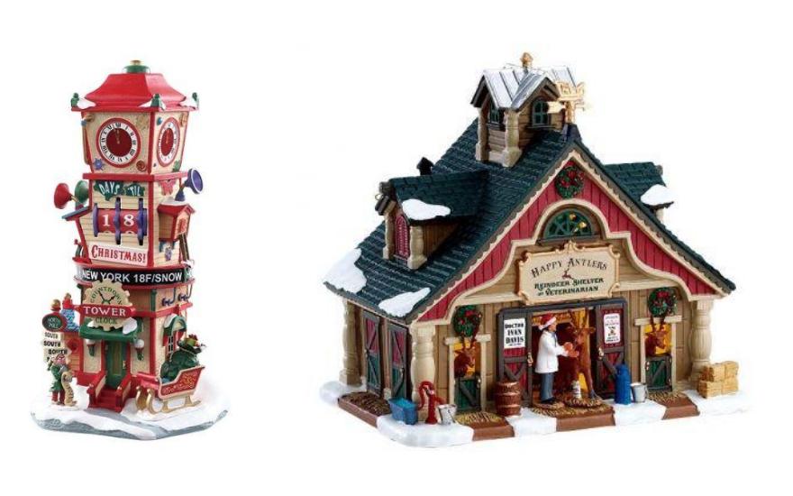 Lemax kersthuisjes Kopen? | Lemax huisjes | Toptuincentrum.nl
